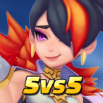 Masters Battle League 5v5 : Legend MOBA PvPTrainer 1.12 11APK (MOD, Unlimited Money)