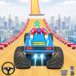 Mountain Climb Stunt Game: Monster Truck Games 1.0 APK (MOD, Unlimited Money)