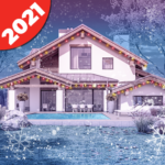 My Home Makeover Design: Dream House of Word Games 1.7 APK (MOD, Unlimited Money)
