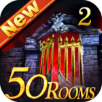 New 50 rooms escape:Can you escape:Escape game II 1.1 APK (MOD, Unlimited Money)