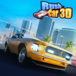 Rush Car 3D 1.0 .5 APK (MOD, Unlimited Money)
