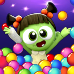 SPOOKIZ PANG: Bubble Shooting Varies with device APK (MOD, Unlimited Money) 1.0.1
