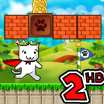 Super Cat World 2 HD – Syobon Action 1.0 APK (MOD, Unlimited Money)