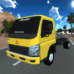 Truck Oleng Canter Simulator (Indonesia) 1.2 APK (MOD, Unlimited Money)
