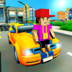 Virtual Life In A Simple Blocky Town 1.13 APK (MOD, Unlimited Money)