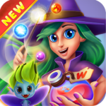 WitchLand – Bubble Shooter 2021 1.0.24 APK (MOD, Unlimited Money)
