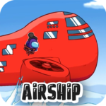 Advice : Among Us Airship Map 1.0 APK (MOD, Unlimited Money)