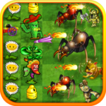 Angry Plants Flower 11.0 MOD (Unlimited Money)