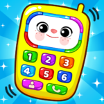 Baby Phone for toddlers – Numbers, Animals & Music  3.5   MOD (Unlimited Money)