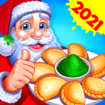 Christmas Fever : Cooking Star Chef Cooking Games 1.1.8 MOD (Unlimited Money)