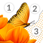 Color by Number for adults – April Coloring 2.69.0   APK (MOD, Unlimited Money)