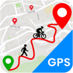 GPS Personal Tracking Route : GPS Maps Navigation  MOD