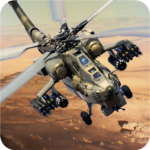 Helicopter Combat Gunship – Helicopter Games 2020 1.17 APK (MOD, Unlimited Money)