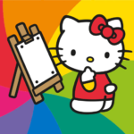 Hello Kitty Coloring 1.3.0 MOD (Unlimited Money)