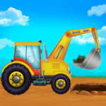 Home Builder – Truck cleaning & washing game 2.0    MOD (Unlimited Money)