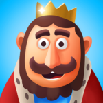 Idle King Tycoon Clicker Simulator Games 0.3.95 APK (MOD, Unlimited Money)