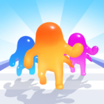 Jelly Runner 3D   1.46 MOD (Unlimited Money)