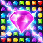Jewels Planet – Free Match 3 & Puzzle Game 1.2.18 MOD (Unlimited Money)
