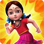 Little Radha Run – 2021 Adventure Running Game  MOD (Unlimited Money)0.0.132