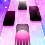 Magic Pink Tiles: Piano Game  MOD (Unlimited Money) 1.0.10