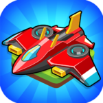 Merge Planes – Best Idle Relaxing Game 1.1.32  MOD (Unlimited Money)