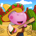 Mexican party. Cooking game for Kids 1.0.4  MOD (Unlimited Money)