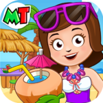 My Town : Beach Picnic Free  APK (MOD, Unlimited Money) 1.22