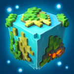 Planet of Cubes Craft Survival  MOD (Unlimited Money) 2.0