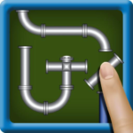 Plumbing water pipes game  1.20  MOD (Unlimited Money)