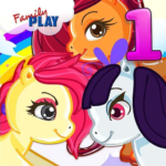 Pony Games for First Graders  MOD (Unlimited Money)