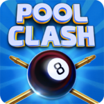 Pool Clash: new 8 ball billiards game0.32.2 MOD (Unlimited Money)