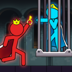 Red And Blue Stickman  MOD (Unlimited Money)1.0.4