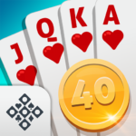 Scala 40 Online – Free Card Game  MOD (Unlimited  Money)105.1.41