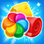 Sweet Crunch – Matching, Blast Puzzle Game  MOD (Unlimited Money) 1.3.2