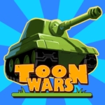 Toon Wars: Awesome PvP Tank Games 3.62.5 MOD (Unlimited Money)