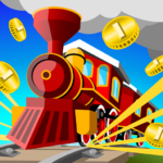 Train Merger – Idle Manager Tycoon 2.4.7 MOD (Unlimited Money)