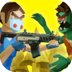 Two Guys & Zombies 3D: Online game with friends  0.23  MOD (Unlimited Money)