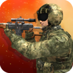 US Army Battleground Shooting Squad: Action Game 4.1 MOD (Unlimited Money)