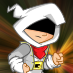 White Ninja: B Ninja Jump Run Battle Adventure 1.0 APK (MOD, Unlimited Money)