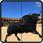 Angry Bull Attack Shooting  MOD (Unlimited Money) 802.5