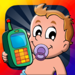 Baby Phone Game for Kids Free – Cute Animals  MOD (Unlimited Money) 28.0