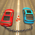 Chained Car Racing Games 3D  MOD (Unlimited Money) 3.0