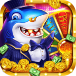 Coin Gush – New Fishing Arcade Game  MOD (Unlimited Money) 1.0.21