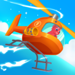 Dinosaur Helicopter – Games for kids  MOD (Unlimited Money) 1.0.6