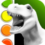 Dinosaurs 3D Coloring Book  MOD (Unlimited Money) 1.8