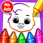 Drawing Games: Draw & Color For Kids  MOD (Unlimited Money) v1.0.7