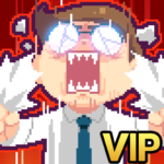 Dungeon Corporation VIP: An auto-farming RPG game!  MOD (Unlimited Money) 3.66