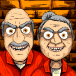 Grandpa and Granny 3: Death Hospital. Horror Game  MOD (Unlimited Money) 0.6