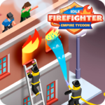 Idle Firefighter Empire Tycoon – Management Game  MOD (Unlimited Money) 0.9.3