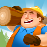 Idle Forest Lumber Inc  MOD (Unlimited Money) 1.3.1